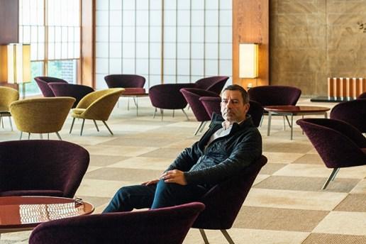Bottega Veneta's Tomas Maier Continues the Campaign for Tokyo's Hotel Okura