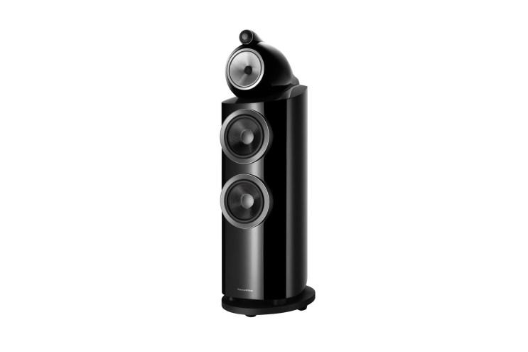 Bowers & Wilkins Reimagines the 800 Series Diamond Loudspeaker