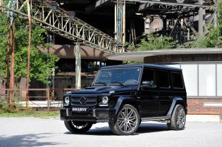 BRABUS 850 6.0 Biturbo WIDESTAR Is the G-Wagon You Deserve