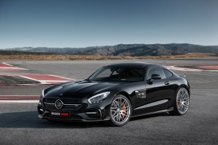 Brabus AMG GT S Joins the 200 MPH Club