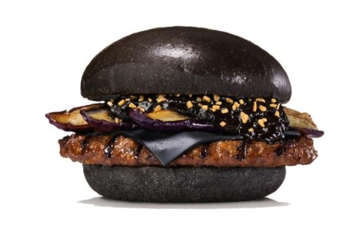 The Gloomy Black Burgers Are Coming to the US for Halloween