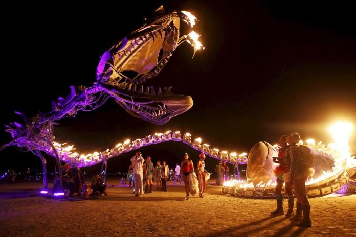 Burning Man 2015: Carnival of Mirrors Video Recap