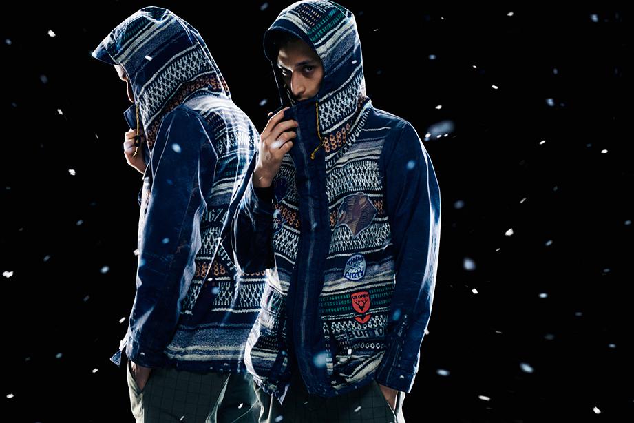 BURTON x NEIGHBORHOOD 2015 Winter Collection