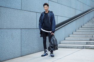 Byeon Woo Seok on Korean Fashion and Matching Jimmy Choos with Streetstyle Garbs