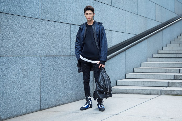 Byeon Woo Seok on Korean Fashion and Matching Jimmy Choos with Streetstyle Garbs