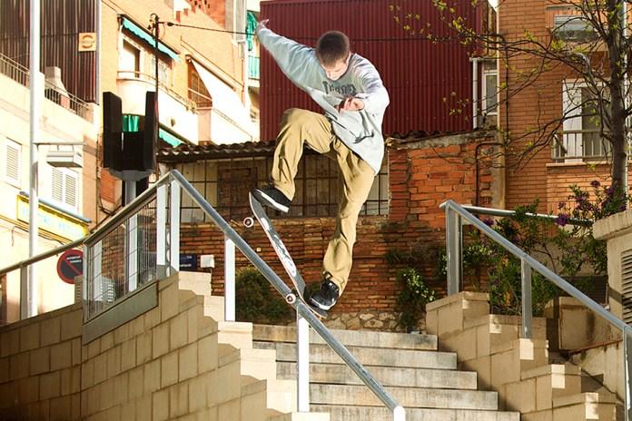 Skateboarder Chris Joslin Has Just Turned Pro