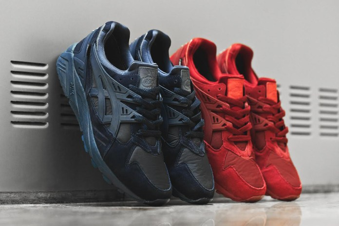 A Closer Look at the ASICS GEL-Kayano Trainer GORE-TEX
