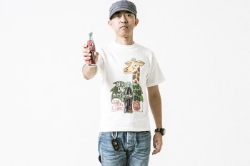 Coca-Cola x HUMAN MADE® Collection Celebrates 100 Years of the Coke Bottle