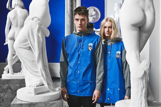 colette x RAINS 2015 Fall/Winter Rainwear Collaboration