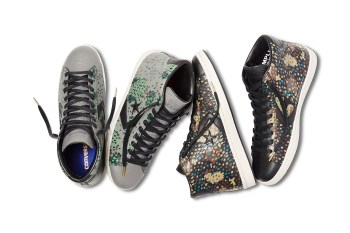 """Converse CONS Pro Leather """"Painted Camo"""" Pack"""