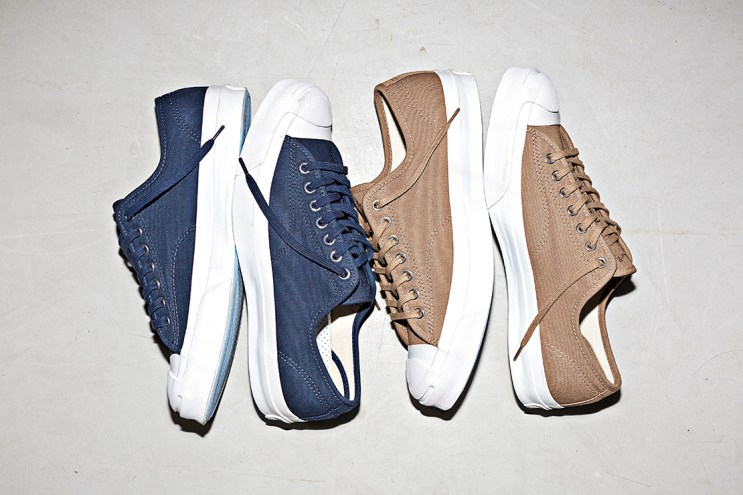 """Converse Jack Purcell """"Jungle Cloth"""" Pack"""