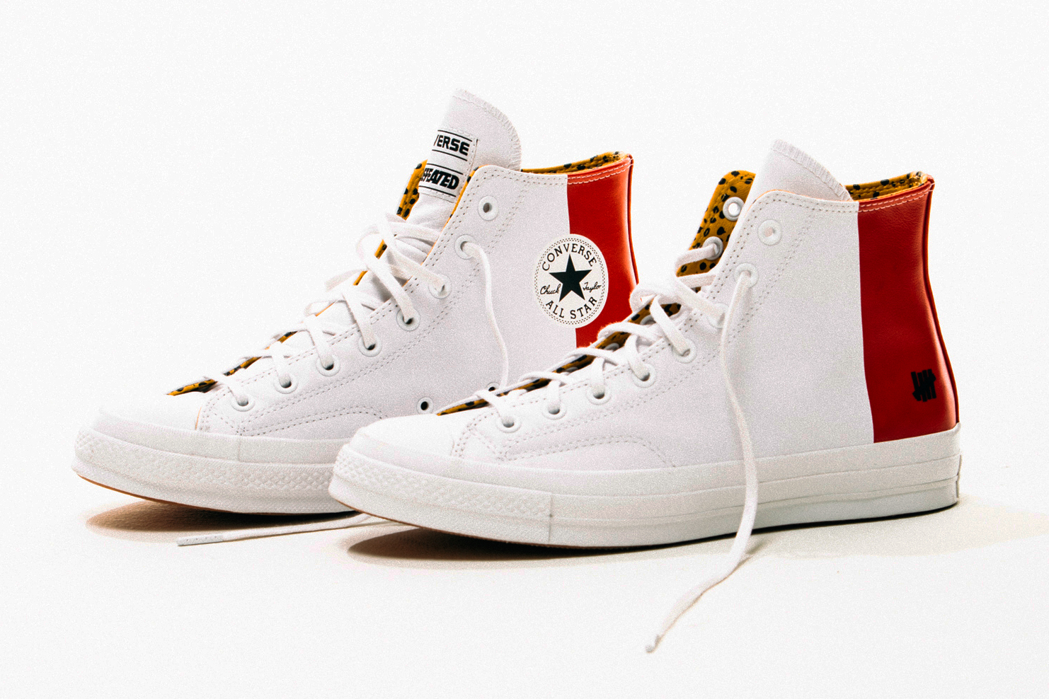 Converse x UNDFTD Chuck Taylor All Star '70 Collection