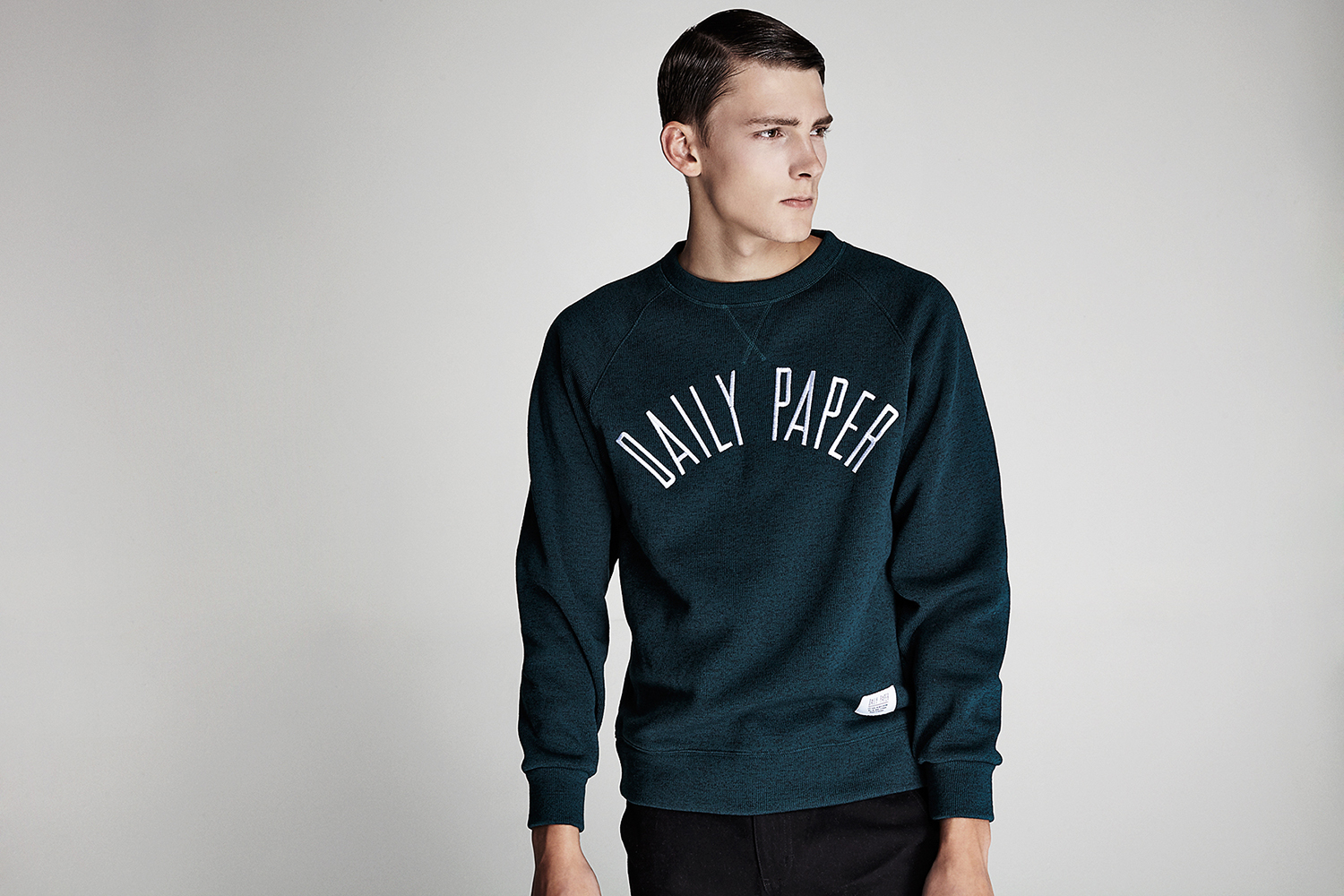 Daily Paper 2015 Fall Winter Lookbook | HYPEBEAST Daily Paper