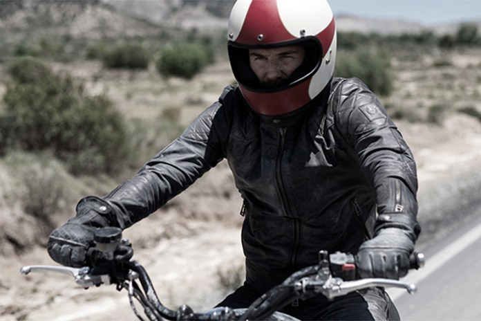 David Beckham Stars in Belstaff's 'Outlaws' Short Film