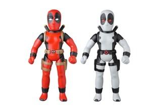 "Medicom ""Deadpool"" Toys"