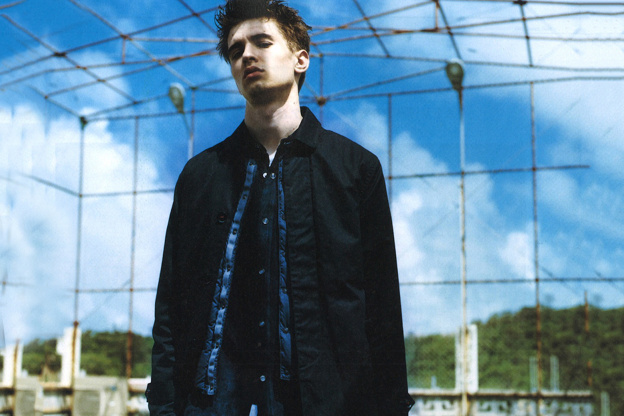 Deluxe 2015 Fall/Winter Editorial by 'GRIND'