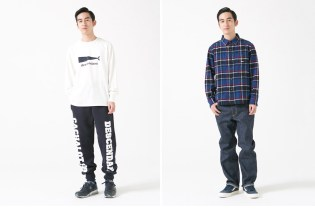 DESCENDANT 2015 Fall/Winter Lookbook