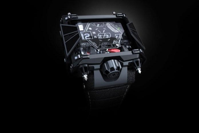 Devon Works Creates the Ultimate Star Wars Watch