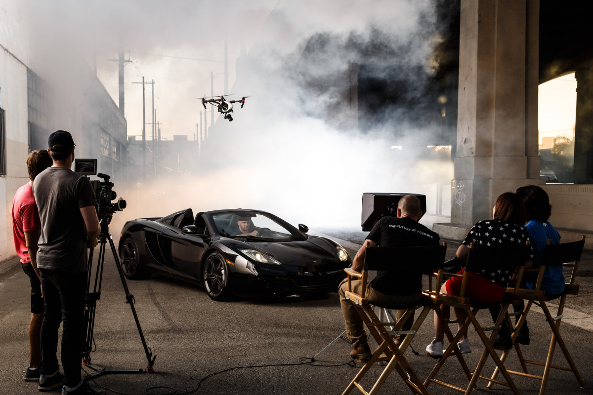 DJI Introduces First Micro Four-Thirds Aerial Cameras