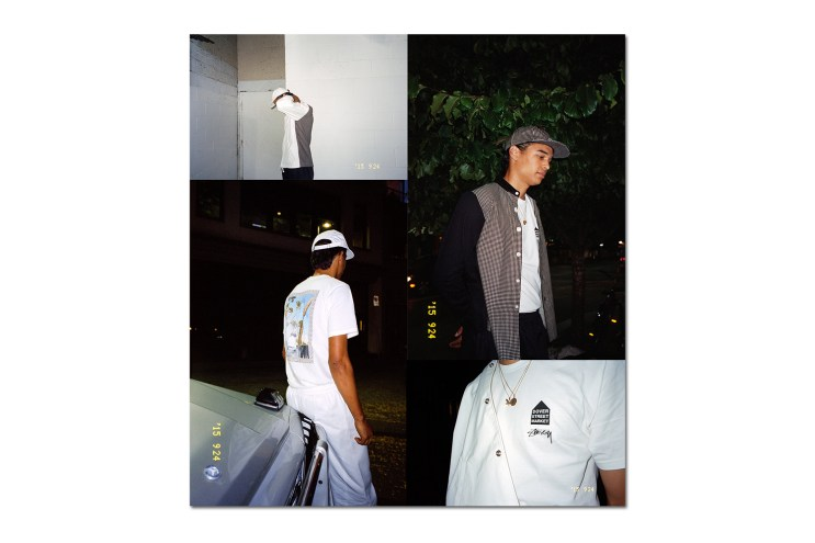 Dover Street Market x Stussy 35th Anniversary Collection