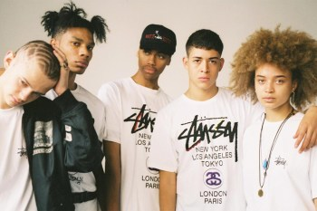 Stussy 35th Anniversary Dover Street Market Exclusives