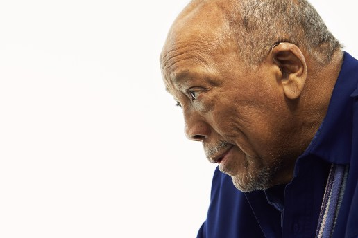 Quincy Jones Guests on Dr. Dre's 'The Pharmacy'