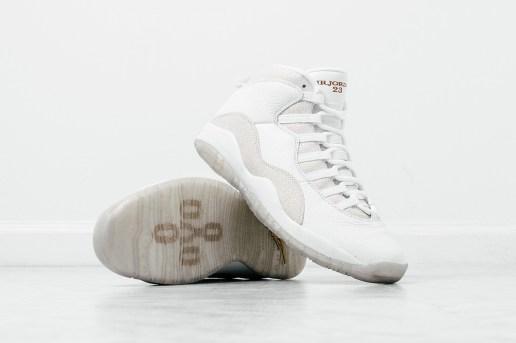 "A Closer Look at the Drake x Air Jordan 10 Retro ""OVO"""