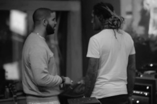 A Behind-The-Scenes Look at Drake & Future's 'What A Time To Be Alive' Studio Session
