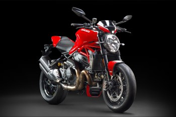 Ducati Unveils the Monster 1200 R