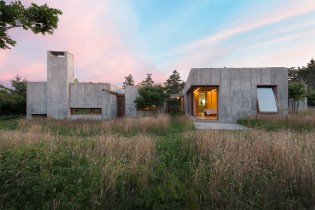 East House by Peter Rose + Partners