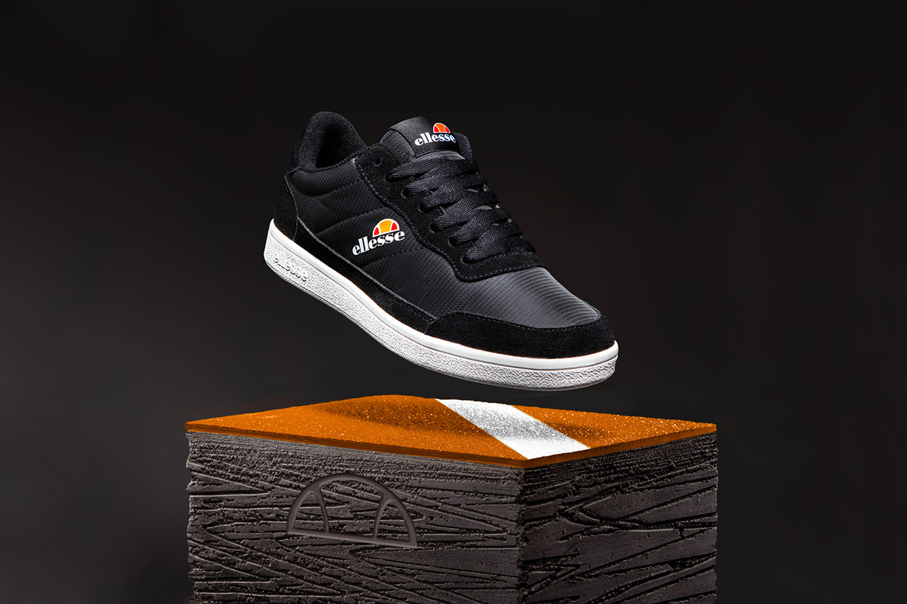 """ellesse 2015 Fall/Winter """"Heritage Trainer"""" Collection"""