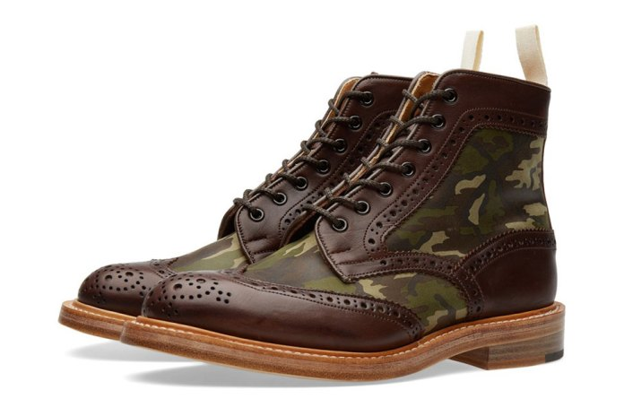 END. x Tricker's 2015 Fall/Winter Collection