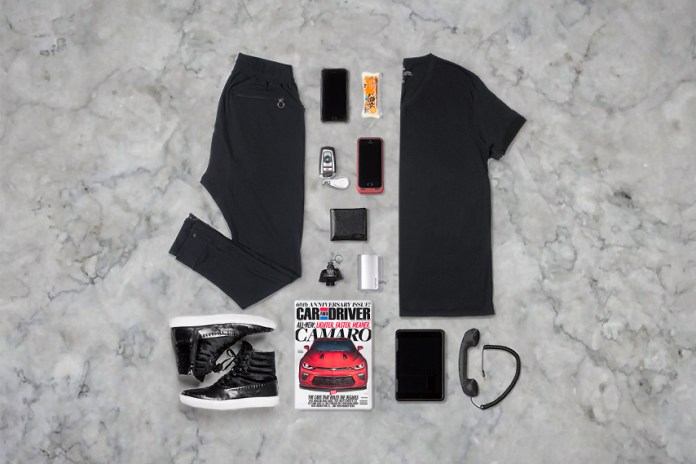 Essentials: Matthew Fine of Shiekh Shoes