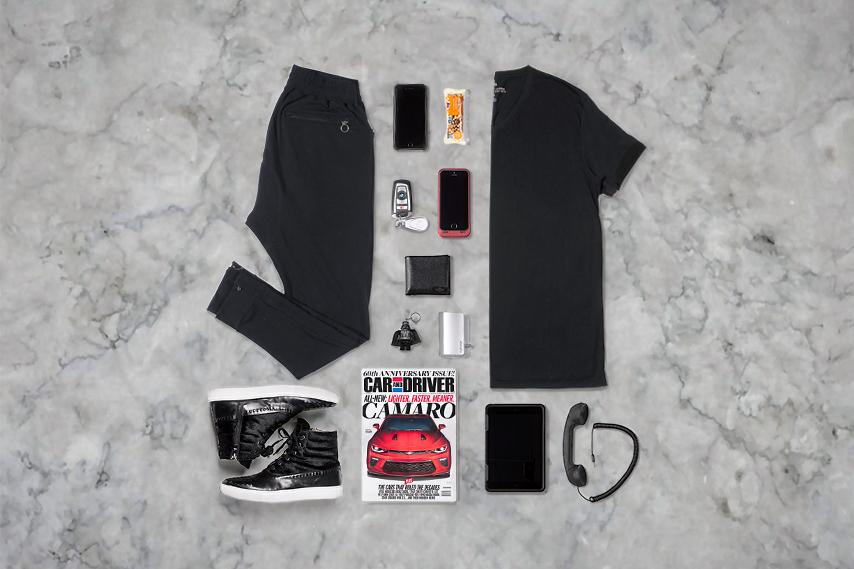 Essentials: Matthew Fine of Shiekh Shoes