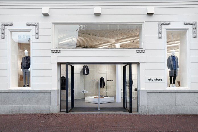 ETQ Opens Its First Flagship in Amsterdam