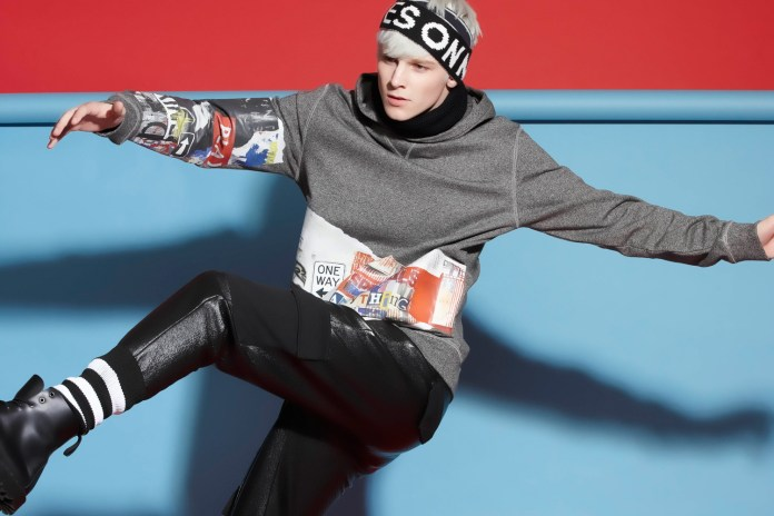 "EVISU 2015 Fall/Winter ""Playful Nostalgia"" Collection"