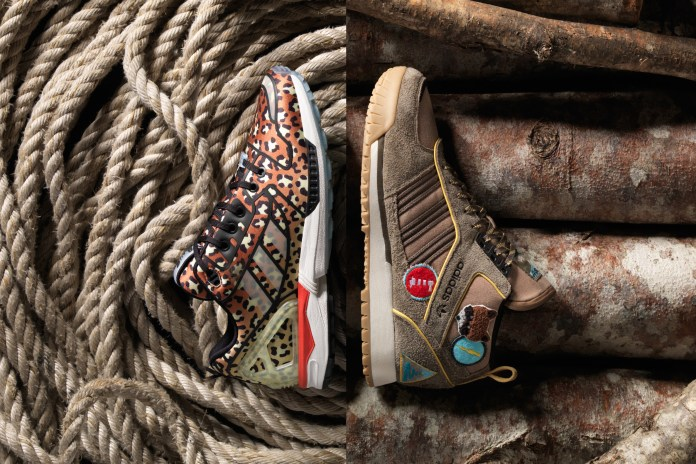 "Extra Butter x adidas Originals ""Vanguard"" Collection"