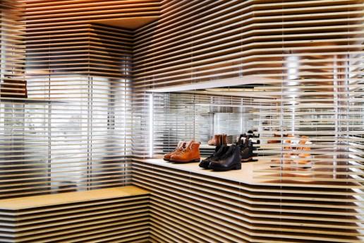 "FEIT Showcases Its Newest Storefront ""Volume & Void"""