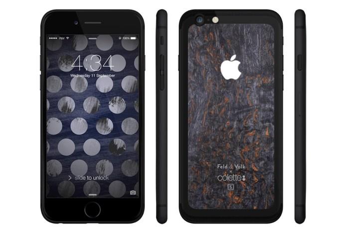 Commemorative Feld & Volk Atelier x colette Carbon iPhone 6s Case