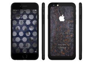 Commemorative Feld & Volk Atelier x colette Carbon iPhone 6s Case