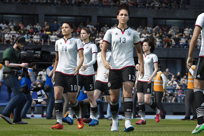 'FIFA 16' Demo With Women's Team Playability Now Available