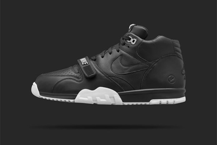 21 Mercer Drops Two More fragment design x NikeLab Air Trainer 1 Colorways