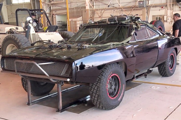 New 'Furious 7' Feature Presents Dom's Off-Road Dodge Charger