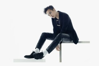 Giuseppe Zanotti and G-Dragon Are Set to Launch a Footwear Capsule Collection