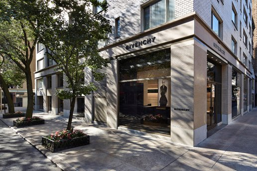 Givenchy Announces the Opening of Its New York Flagship Store