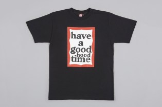 Goodhood Launches New TSHIRTNOW Exhibition