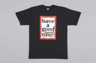 Goodhood Launches New TSHIRTNOW Exhibition