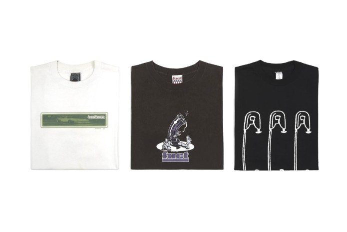 Goodhood Launches TSHIRTNOW/TSHIRTTHEN In-Store Exhibition