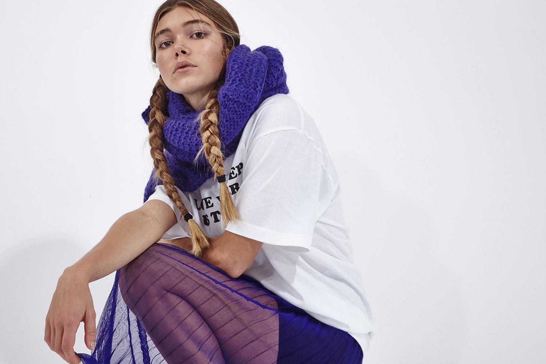"""Goodhood 2015 Fall/Winter Women's """"The Beauty Process"""" Lookbook"""