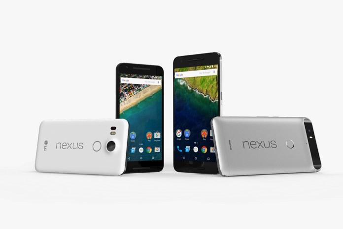 Google Unveils the Nexus 5X & 6P